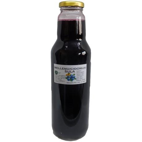 Melleņu / cidoniju sula 750ml